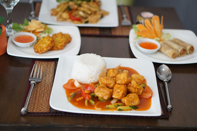 Chokdee Thai restaurant